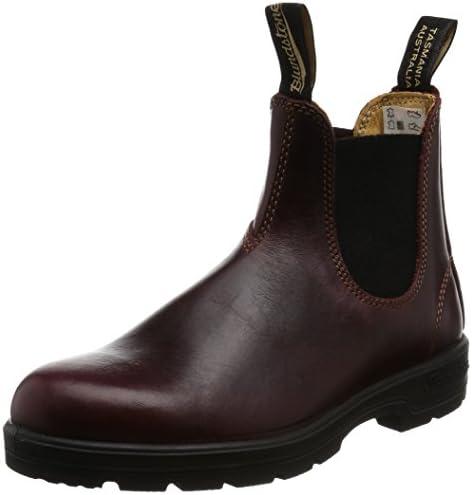 Blundstone Zapatos 1440 Botines de Cuero Redwood Mujer