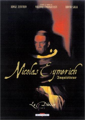 Nicolas Eymerich Inquisiteur, tome 1 : La Déesse