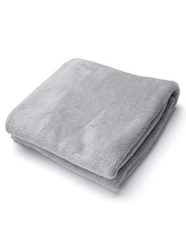 Murieo 50 x 70 cm Warm Thick Flannel Decke,Sofa Throw Blankets on Bed Home Tagesdecken Wohn- und Kuscheldecke (X 70 Blanket Throw 50)