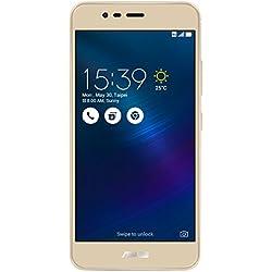 Asus Zenfone 3 Max Smartphone portable débloqué 4G (Ecran: 5,2 pouces - 32 Go - Double SIM - Android 6.0 Marshmallow) Or