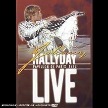 Johnny Hallyday : Pavillon de Paris