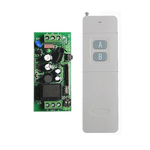lejin 500m 400m de alto alcance mando a distancia radiocontrol Radio interruptor...