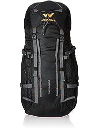 Wildcraft Polyester Black Trekking Backpack (Trailblazer : Wildcraft : Black)
