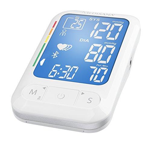 Medisana BU 550 connect Oberarm Blutdruckmessgerät, weiß - 2