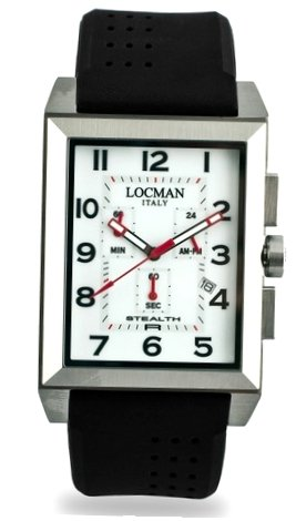 Locman 024200WHNBK2GOK_wt Men's Wristwatch