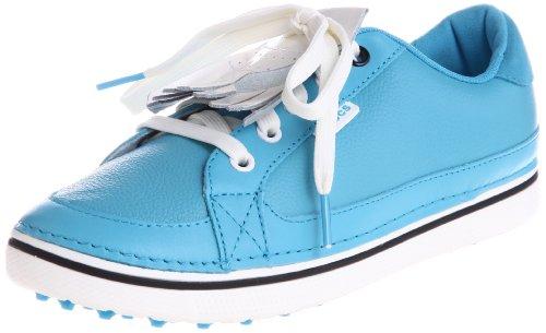 Crocs - - Bradyn W Damenschuhe Electric Blue/White