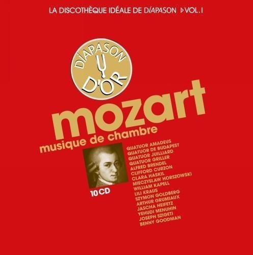 Preisvergleich Produktbild Mozart: Chamber Music