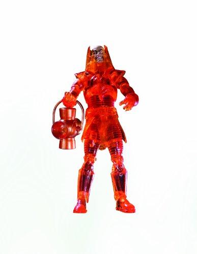 DC Direct Blackest Night: Serie 8: Naranja linterna Lex Luthor figura de acción