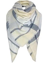 foulards , Tefamore Mode Lady Femmes Longue enveloppe souple Lady Châle Écharpe  Écharpe Collier écharpe 61c20fed96a