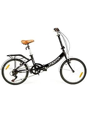 Moma Bikes, Bicicletta pieghevole, ruote da 20