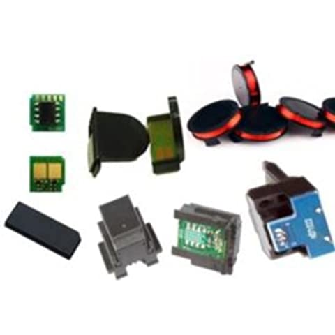 Drum reset chip per Konica Minolta CF2002 CF3102 tamburo fotosensibile reset chip MAGENTA M4 non-oem da Cartrite