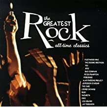 Greatest Rock All Time Classics