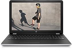 HP 15-BR010TX 15.6-inch High-Performance Full HD Laptop (7th Gen Core i7-7500U/8GB/1TB/Windows 10/4GB Graphics/DVD-RW, MS Office� H&S 2016), Natural Silver