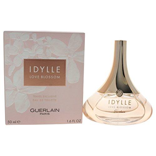 Guerlain idylle love blossom eau de toilette vaporizzatore - 50 ml