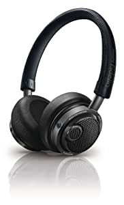 Philips Fidelio M1BTBL/00 Bluetooth On-Ear Headphones Compatible with APT-X / ACC for Music / Phone Calls Blue