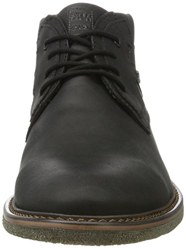 Homme Fretz Men noir Desert Andrew Black Boots 6rwI6Uq