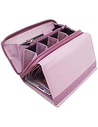 51d683ccc666e LT LadiesTrends präsentiert Franko Design Damen Geldbörse Geldbeutel  Elegant Portmonee XXL Portemonnaie aus Weichem Leder…