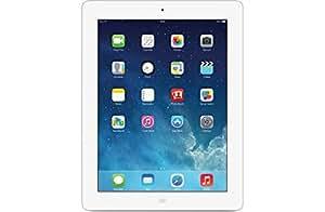 iPad with Retina Display Wi-Fi 16GB - White.