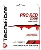 Tecnifibre Pro Redcode Cordaje de Tenis Individual, 1.25mm