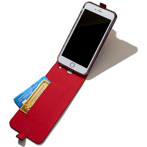 WaveWall Flip - Anti-Radiation Phone Case - Shield Mobile EMF Radiation and Protect Your Body from Harmful Mobile Radiation (Apple iPhone 6/6S Plus)