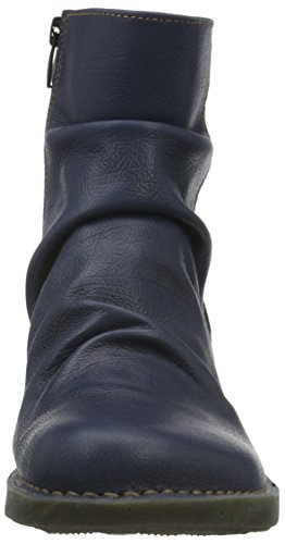 ART Damen Oteiza Kurzschaft Stiefel Blau (Blue)