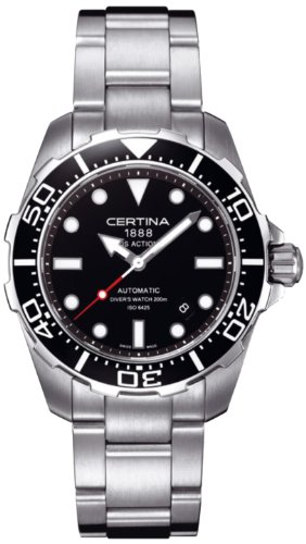 CERTINA - Montre Homme - CERTINA DS ACTION DIVER - Ref. C013.407.11.051.00
