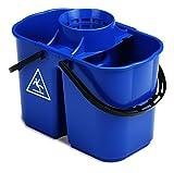 TTS 00005251Fox strizzino Bucket Double, 6–8Liter, blau