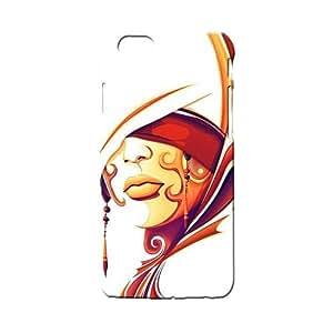 BLUEDIO Designer 3D Printed Back case cover for Apple Iphone 6 Plus / 6S plus - G2282
