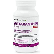 HSN Essentials - ASTAXANTINA 10mg - 120 veg caps