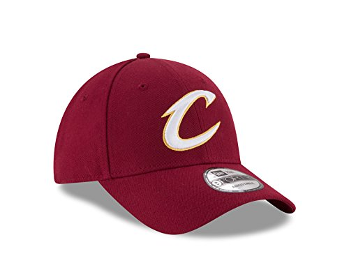 New Era 9Forty Snapback Cap The League Cleveland Cavaliers weinrot rot