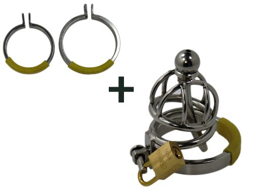 Edd Love Toys® Ring Cage XXS Steel thumbnail