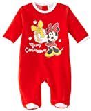 Disney Minnie Mouse HM0345 Baby Girl's Pyjamas Red/White 6 Months