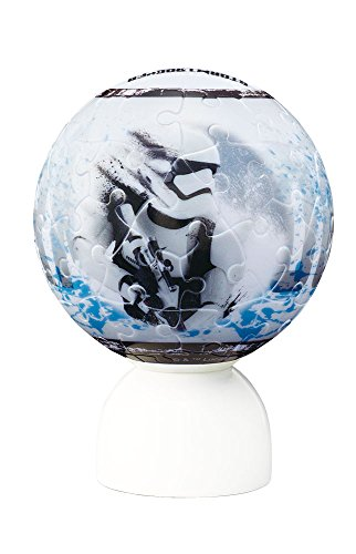 60 piece shining sphere puzzle Pazurantan STAR WARS first-order Storm Trooper