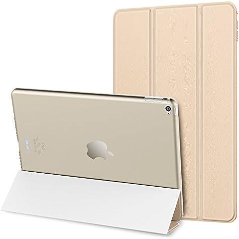 JETech iPad Air 2 Slim Fit Funda Carcasa Smart Case con Stand Función y Auto-Sueño/Estela para Apple iPad Air 2