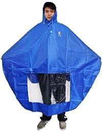NAVA Rain Cape / Cover Mobility Scooter Cover Rainproof Coating Raincoat Mirror Slots