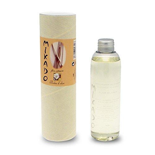 Recharge 200 ml Diffuseur d'huile Boles d'olor FLEURS BLANCHES