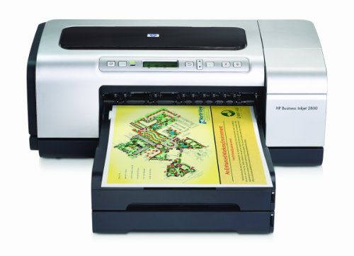 HP Stampanti Ink-Jet Modello business inkjet 2800, sistema di stampa: inkjet, getto termico d'inchiostro, quadricromia, 4 nr