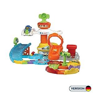 VTech Tut Tut Baby Flitzer 80-512604 Pista para vehículos de Juguete De plástico - Pistas para vehículos de Juguete, plástico, Multicolor, 1 año(s), Niño/niña, Interior