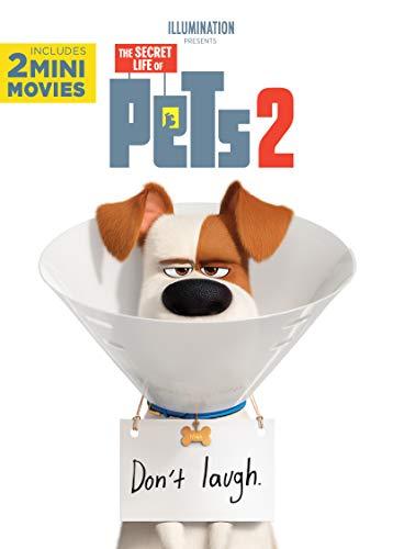 The Secret Life of Pets 2 [DVD] [2019]