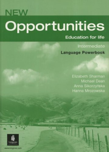 Opportunities: Global Intermediate Language Powerbook NE by Mr Michael Dean (2006-01-19)