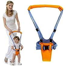Bébé Marche Ceinture sangle réglable Laisse Infant l apprentissage Assistant  de marche Harnais de sécurité 593f09ea095