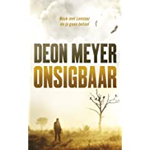 Amazon deon meyer afrikaans other languages kindle store onsigbaar afrikaans edition fandeluxe Choice Image