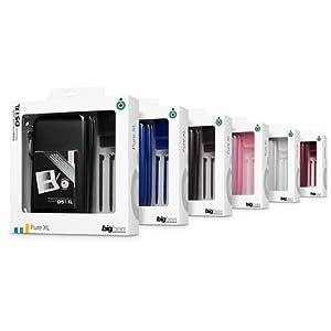 """Nintendo DSi XL – Zubehör-Pack """"Pure XL"""" (farbig sortiert)"""