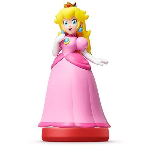 Mario) by Nintendo (Super Mario Peach Amiibo)