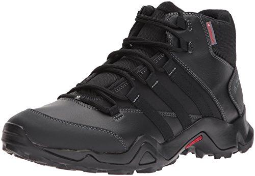Preisvergleich Produktbild adidas outdoor Men's Terrex AX2R Beta Mid CW Walking Shoe, Black/Black/Energy, 9 D US