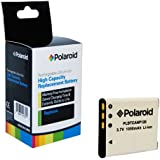 Polaroid High Capacity Casio NP120 Rechargeable Lithium Replacement Battery (Compatible EX-S200, ZS10)