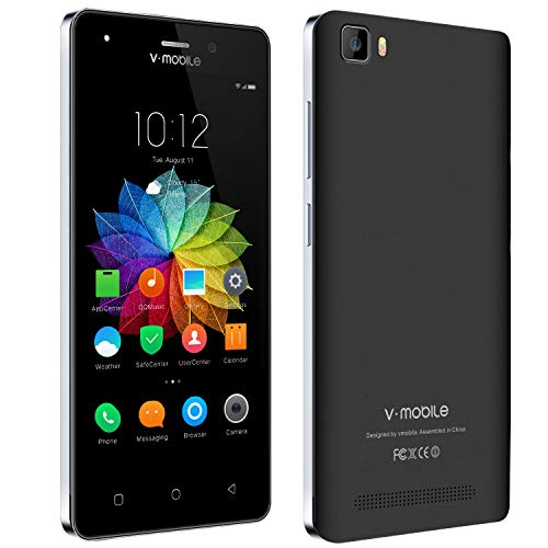 Moviles Libres Baratos 4g v mobile A10 Ofertas Del Dia Android 7 Quad Core 8GB ROM 5 Pulgadas HD Smartphone Baratos...