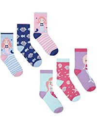 Adventure Togs Niños Algodón Ricos Calcetines - Suave, Cómodo, Elástico, Diseños Divertidos