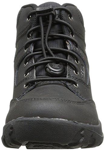 Freizeit Schuhe Keen Schwarz WP Garrison Boots Winter Jungen Outdoor 6n0OTzq