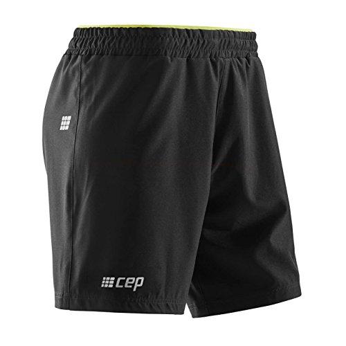 CEP Herren Short Loose Fit Shorts W7815A black L (Loose Short Bike Fit)